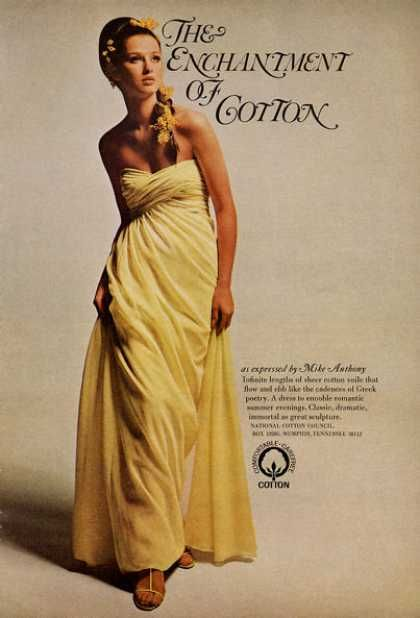 Vintage Clothes Fashion Ads of the 1960s (Page 31) | Groovy