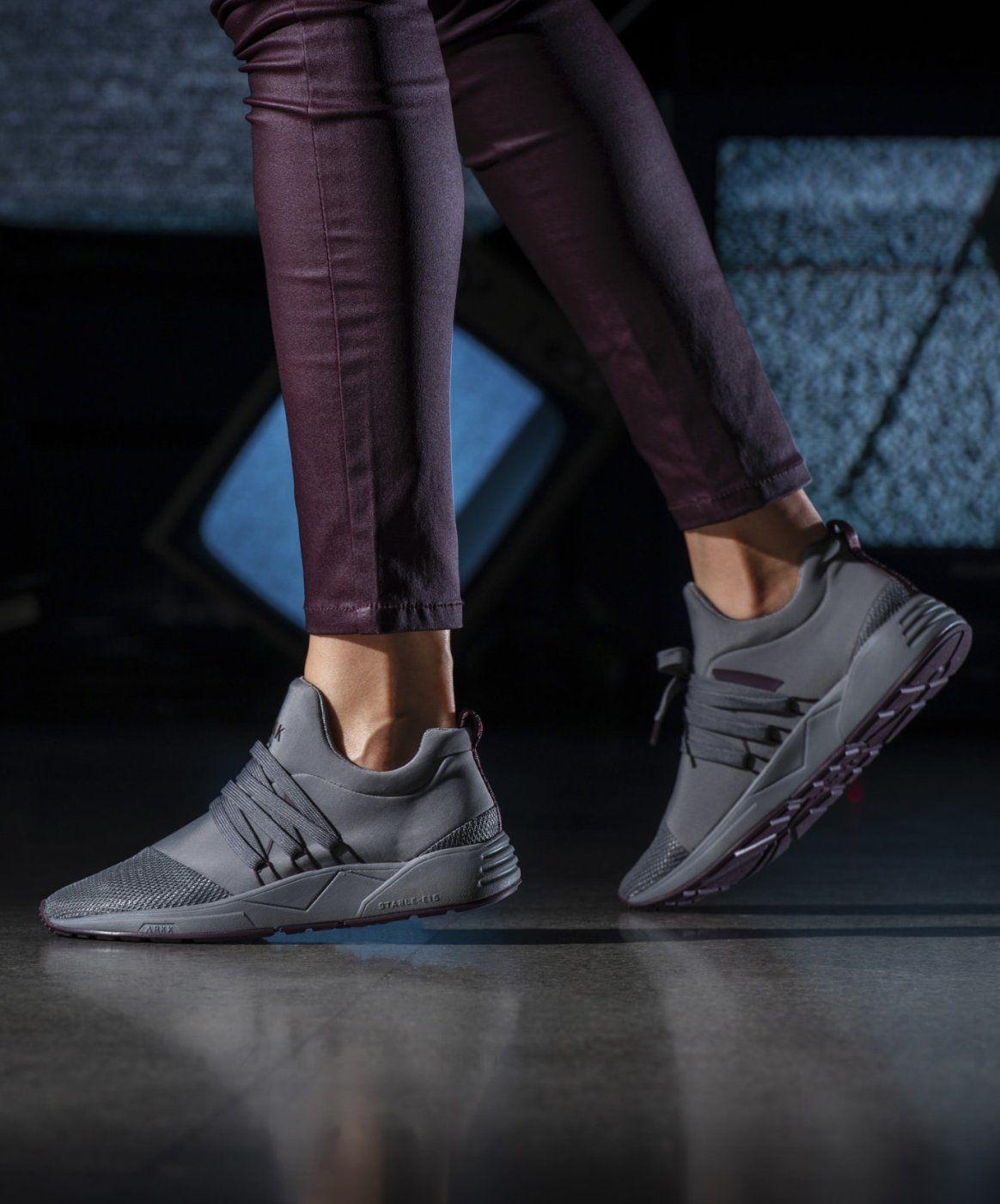 492fdc8ee559d Raven Mesh S-E15 Titanium Dark Bordeaux sneakers | Shoe timberland ...