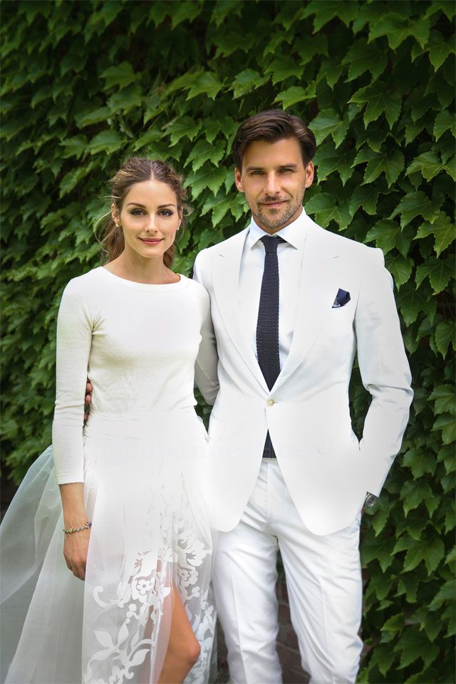 Olivia Palermo's Wedding