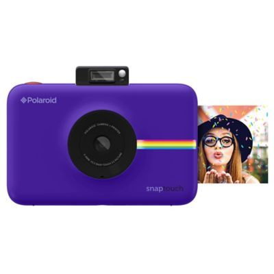 Polaroid Snap Touch Instant Digital Camera In Purple Instant