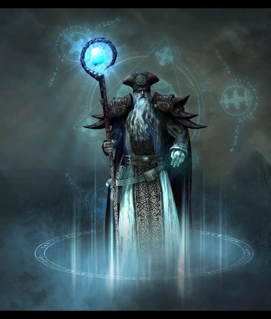 Wizard Wallpapers And Backgrounds ID : 280192