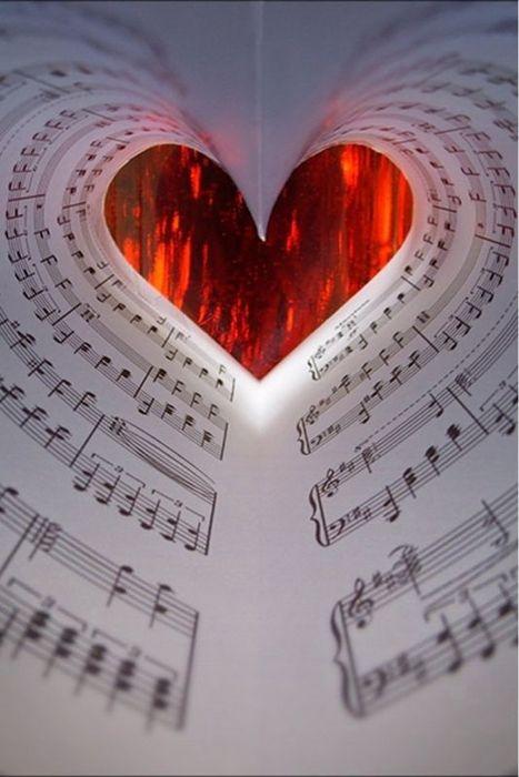 Romantic love music