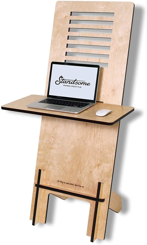 Standsome Free Crafted Stehpult Hohenverstellbar Stehschreibtisch Und Rednerpult Mobiler Schreibtisch Steht Stehschreibtisch Stehpult Mobiler Schreibtisch