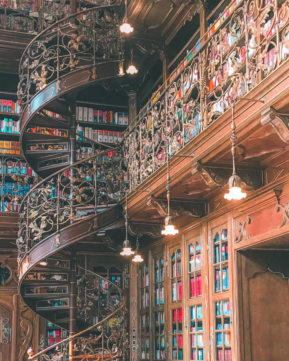 6 Stunning Libraries in Munich & Bavaria You Need to Visit ASAP #vacationlooks