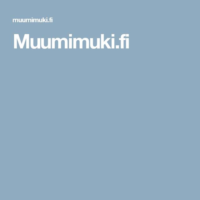 Muumimuki.fi