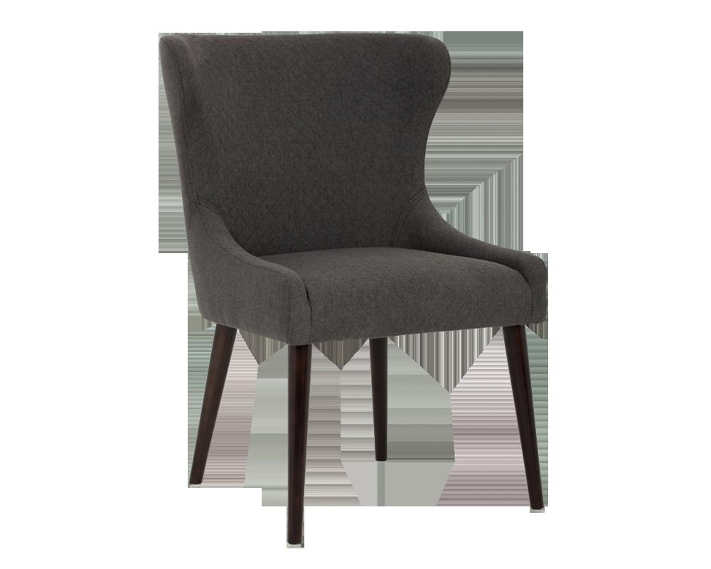 Francine Dining Chair Boardwalk Grey Upholstered Dining Chairs Dining Chair Upholstery Dining Chairs