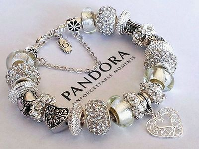 Learn To Clean Pandora Bracelets And Charms