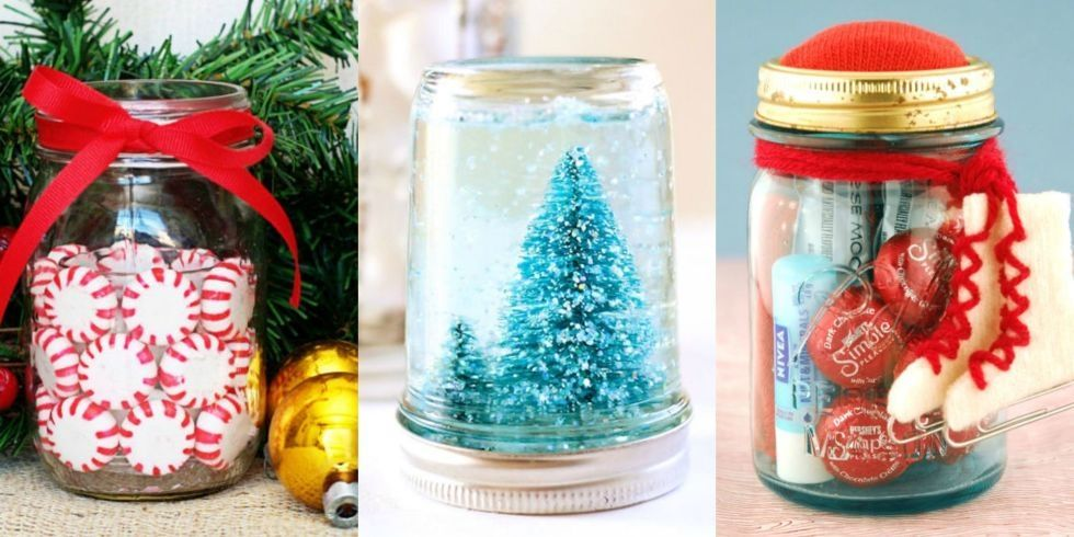 How To Decorate Mason Jars For Christmas Gifts Very Good Homemade Christmas Gifts In Mason Jars  Christmas Moment
