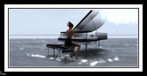 Piano at sea - How to keep your feet dry?
