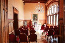 Trauzimmer Auf Schloss Marienburg Hochzeit Schloss Burg Schloss