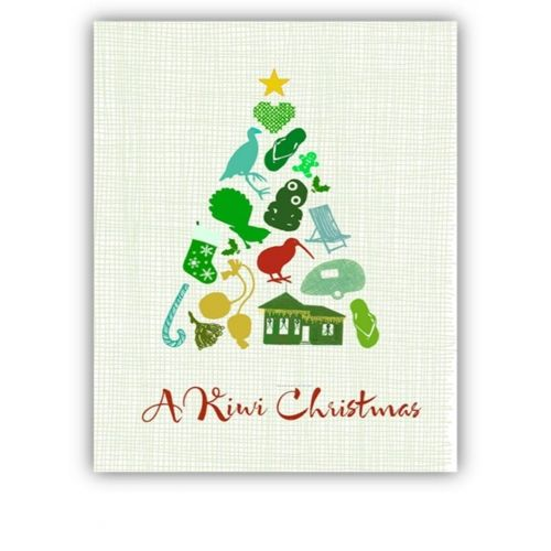 8 New Zealand Christmas Cards Set C Christmas Art Christmas Cards Summer Christmas