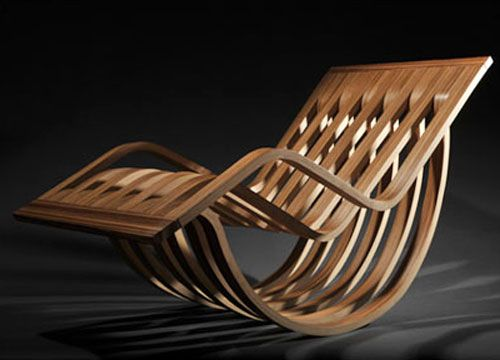 Design Miri Mizrahi, Tel Aviv, Israel Materials Bent wood, Sustainable  Zebra