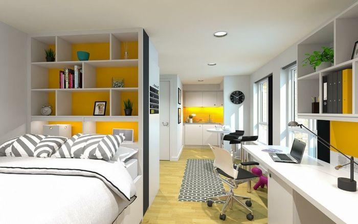 Comment Amenager Un Studio Astuces En 58 Photos Appartamento