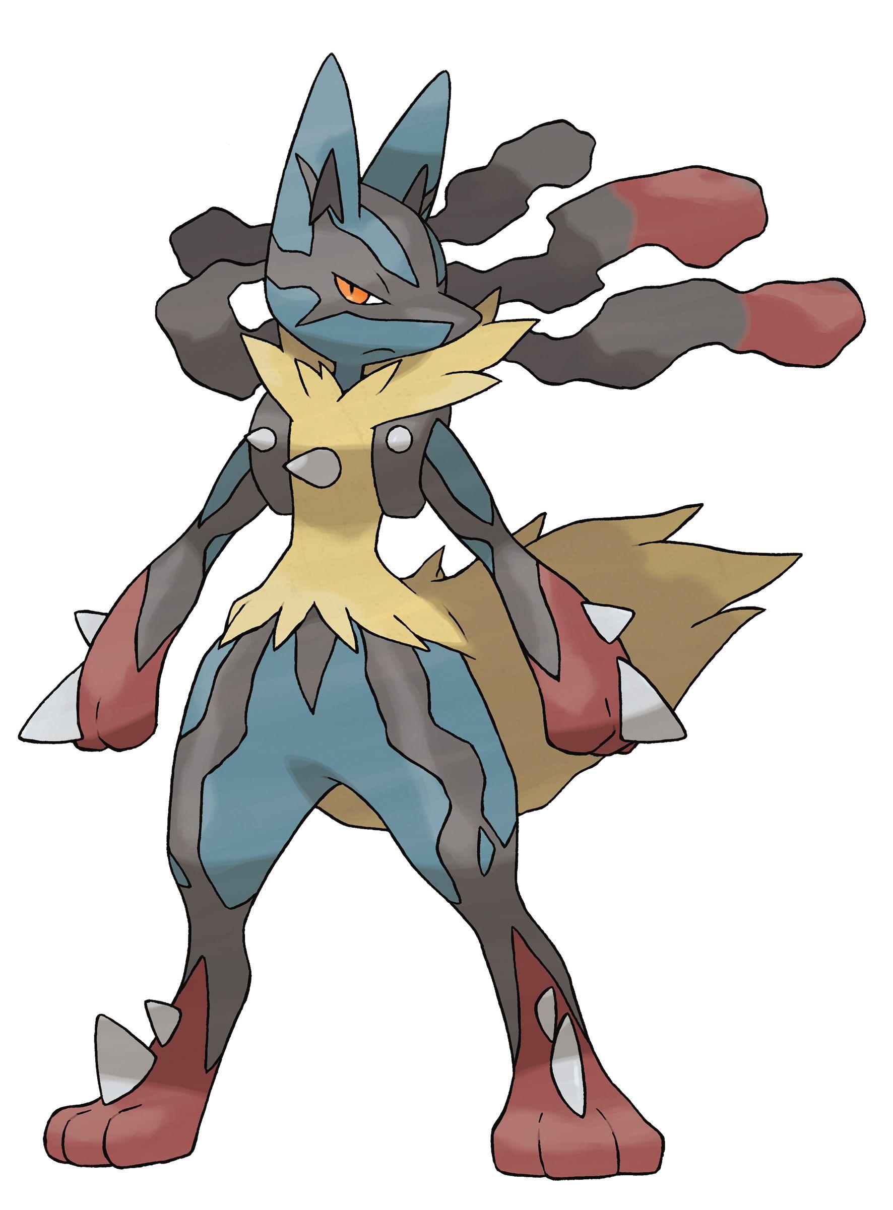 Pokemon Mega Evolution Mega Pokemon Mega Evolution