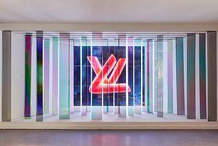 Louis Vuitton Series 3 Exhibition
