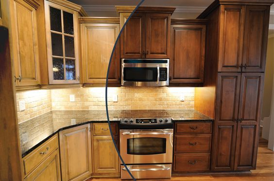 Changing Kitchen Cabinet Colors The Best Image Search