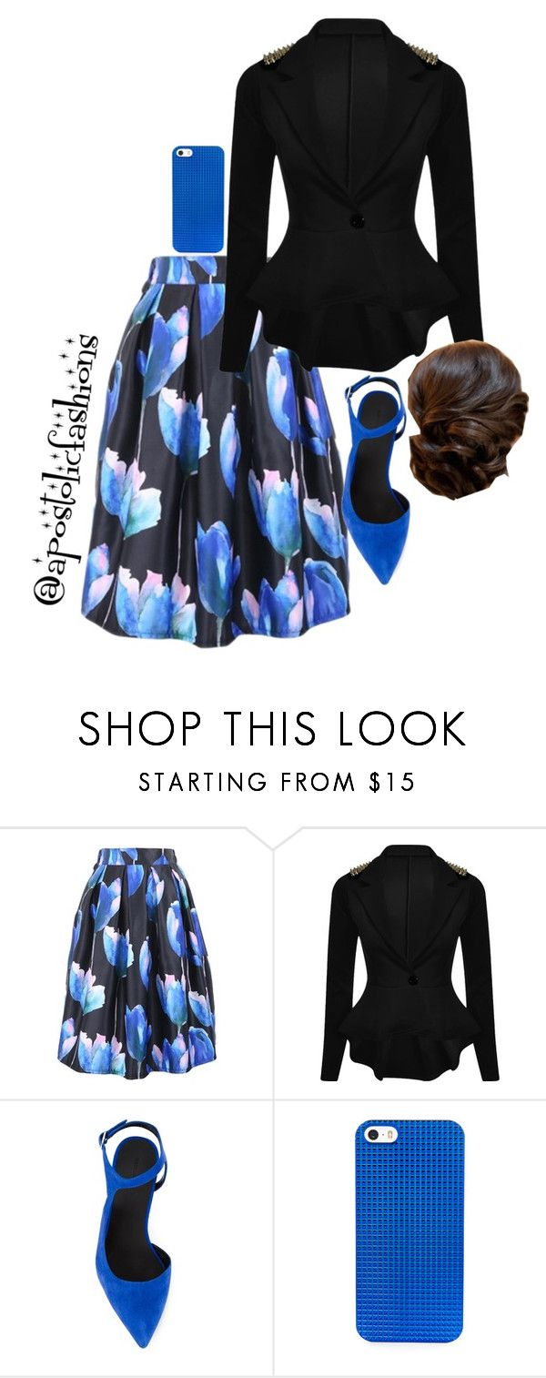"""""""Apostolic Fashions #880"""" by apostolicfashions on Polyvore featuring Alexander Wang and BaubleBar"""