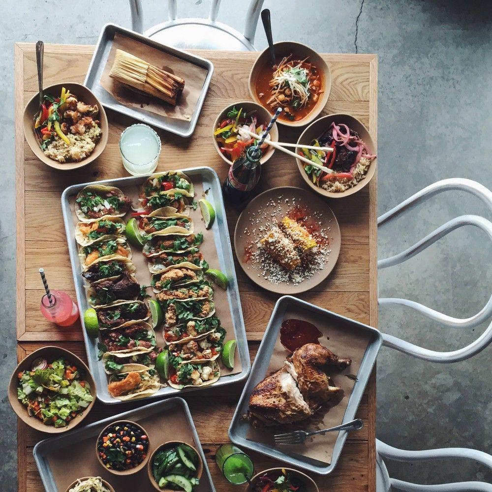 Food Menu Upscale Street Tacos in 2020 Food, Food menu