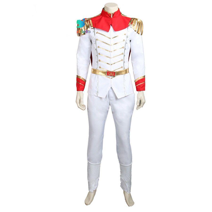 Persona 5 Goro Akechi Uniform Suit Cosplay Costume Custom Made