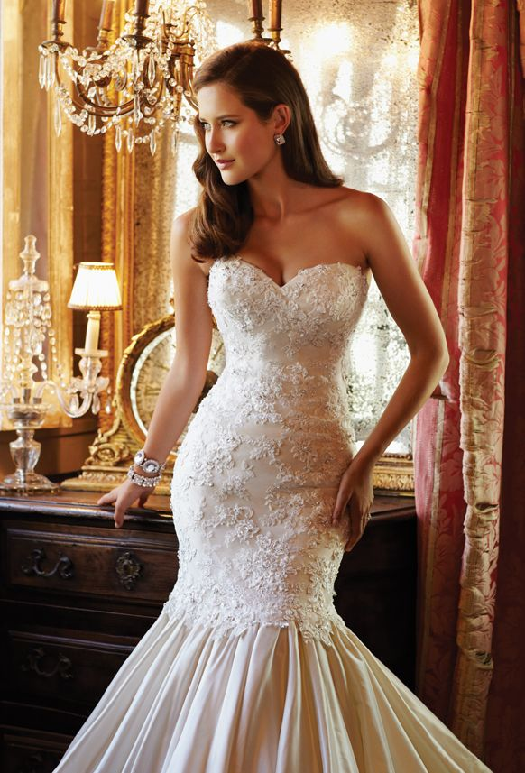 Hollywood Glamour Wedding dress Sophia Tolli Y21378Fr | Bridal ...
