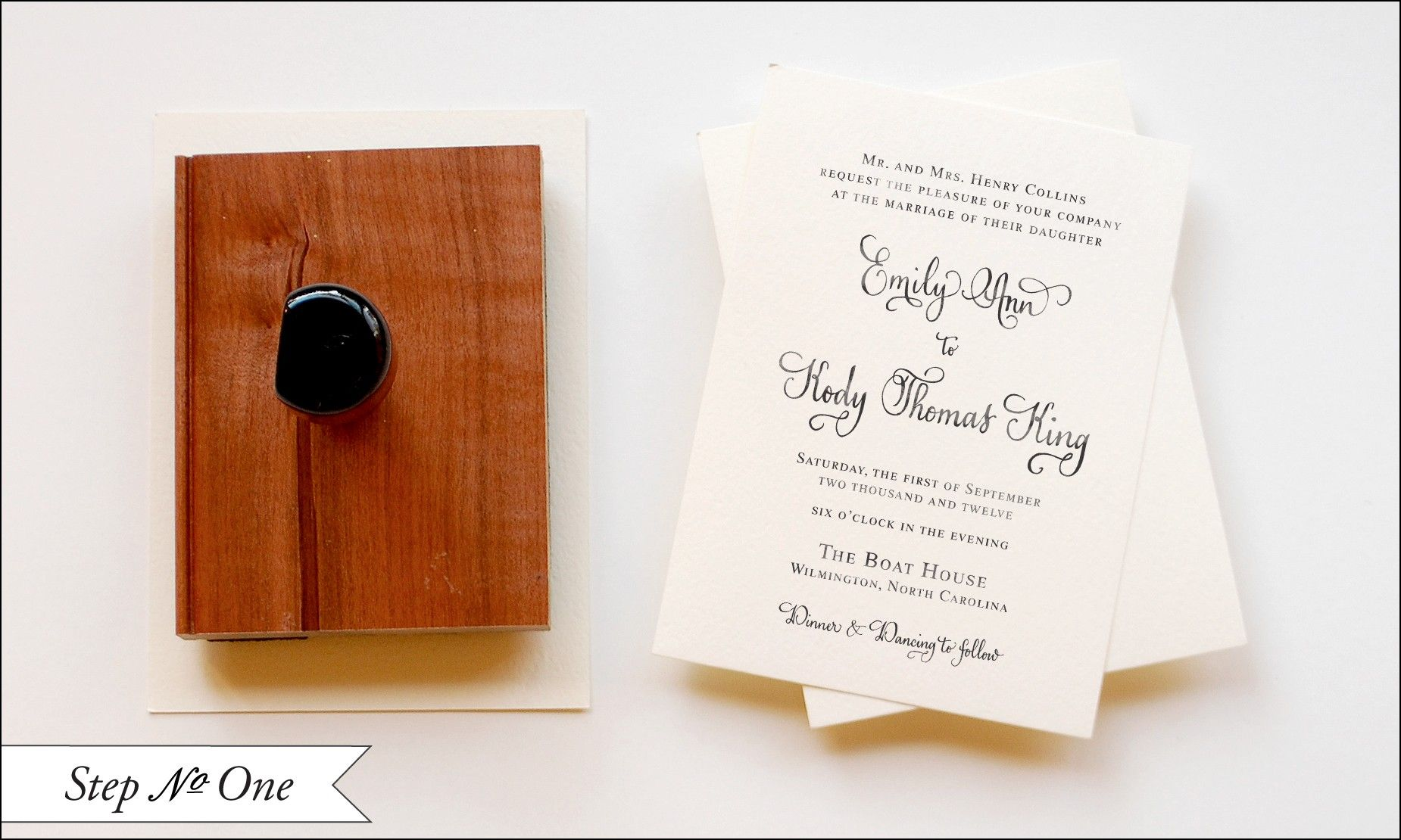 Ink Stamps for Wedding Invitations | Wedding Invitations | Pinterest ...