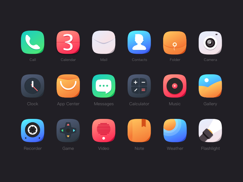 icon icon pack