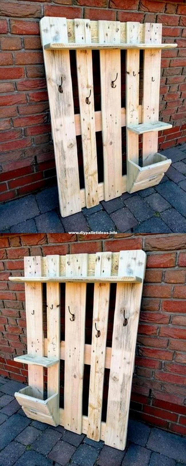 50+Modern Ideas of Pallet Wood Creations And Projects ...
