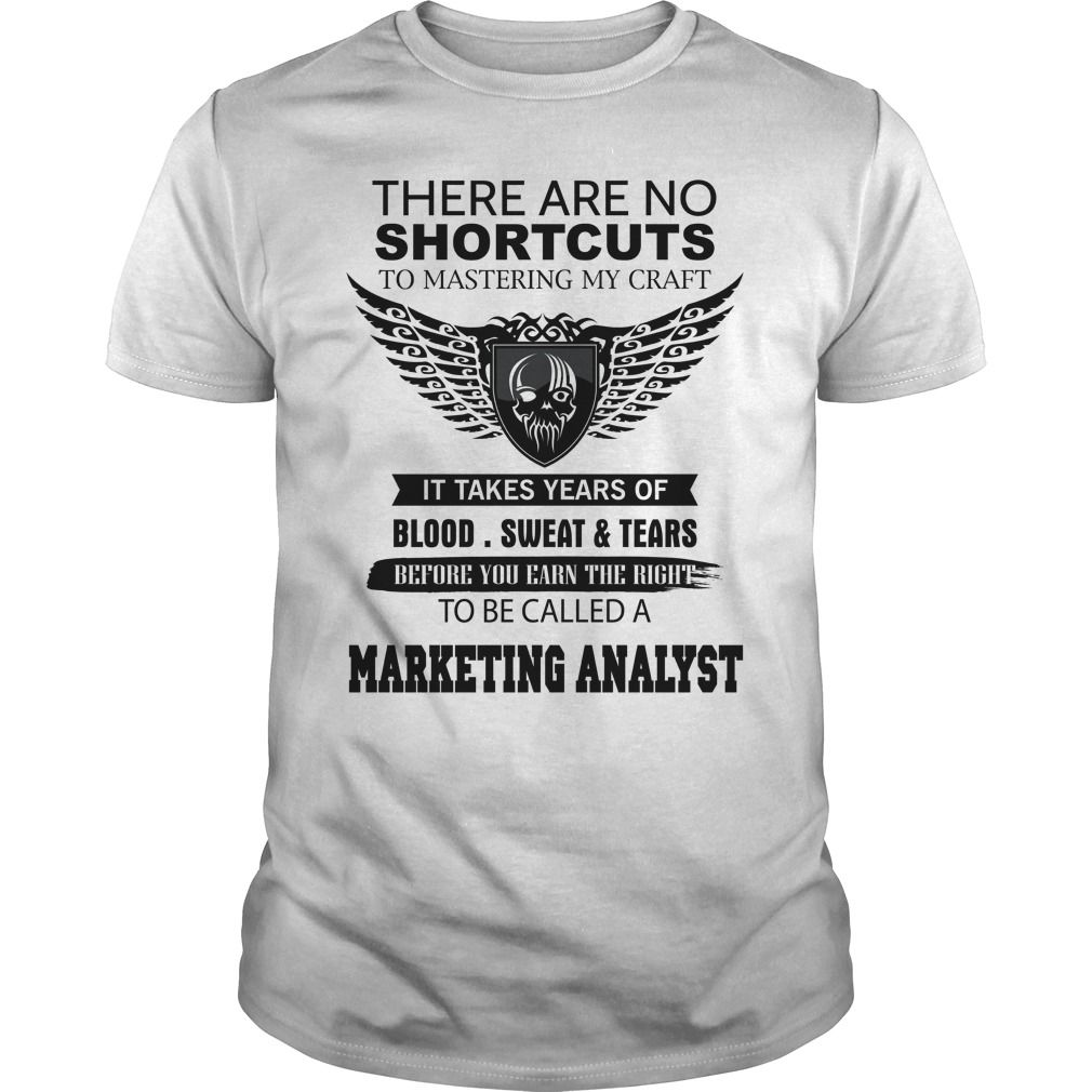 There Are No Shortcuts To Mastering My Craft Marketing Analyst T