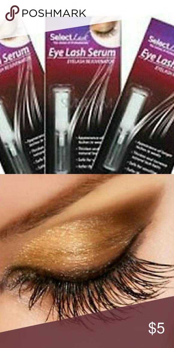 Select Lash Eyelash Serum Lengthener 5 Ml Use Nightly For Eyelash