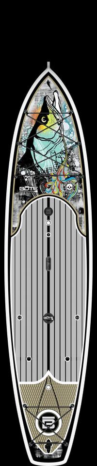 Bote Hd Bug Slinger Edition Fishing Sup Paddle Paddle Boarding Paddle Board Fishing