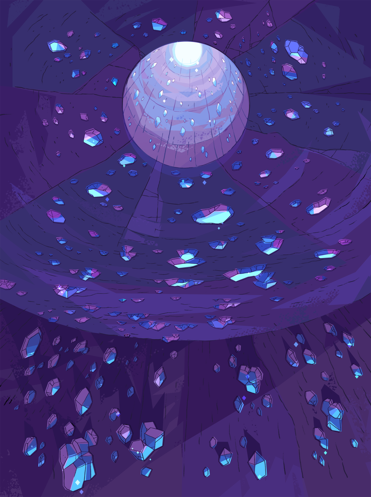 Steven Crewniverse Behind The Scenes Universe A Selection Of Backgrounds From