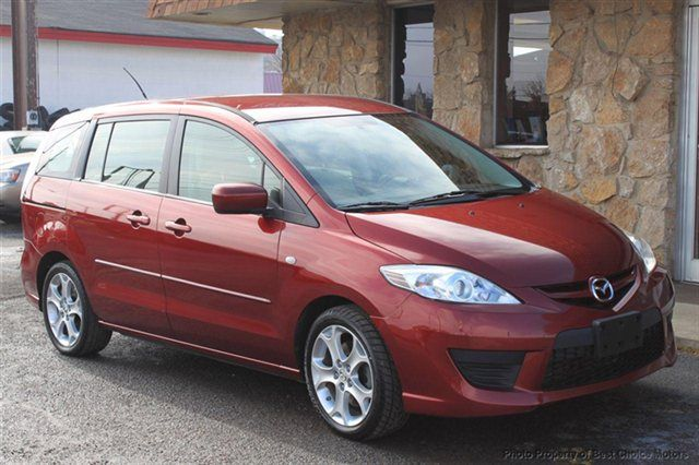 2008 Used Mazda Mazda5 4dr Wgn Auto Grand Touring At Best Choice