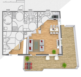3d Floor Plan Benefits Store Layout And Display