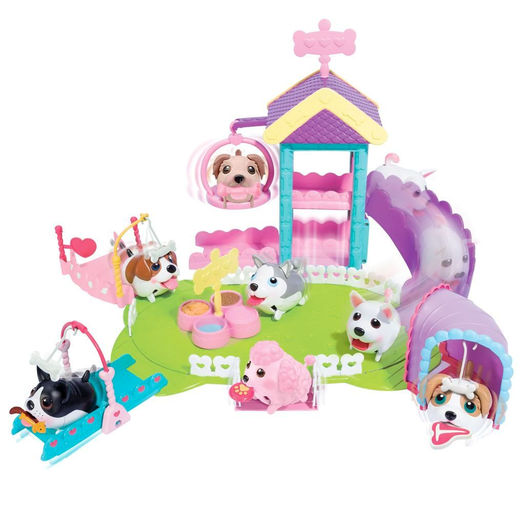 Walmart Toys Puppy : Ultimate dog park with bonus playsets toys r us