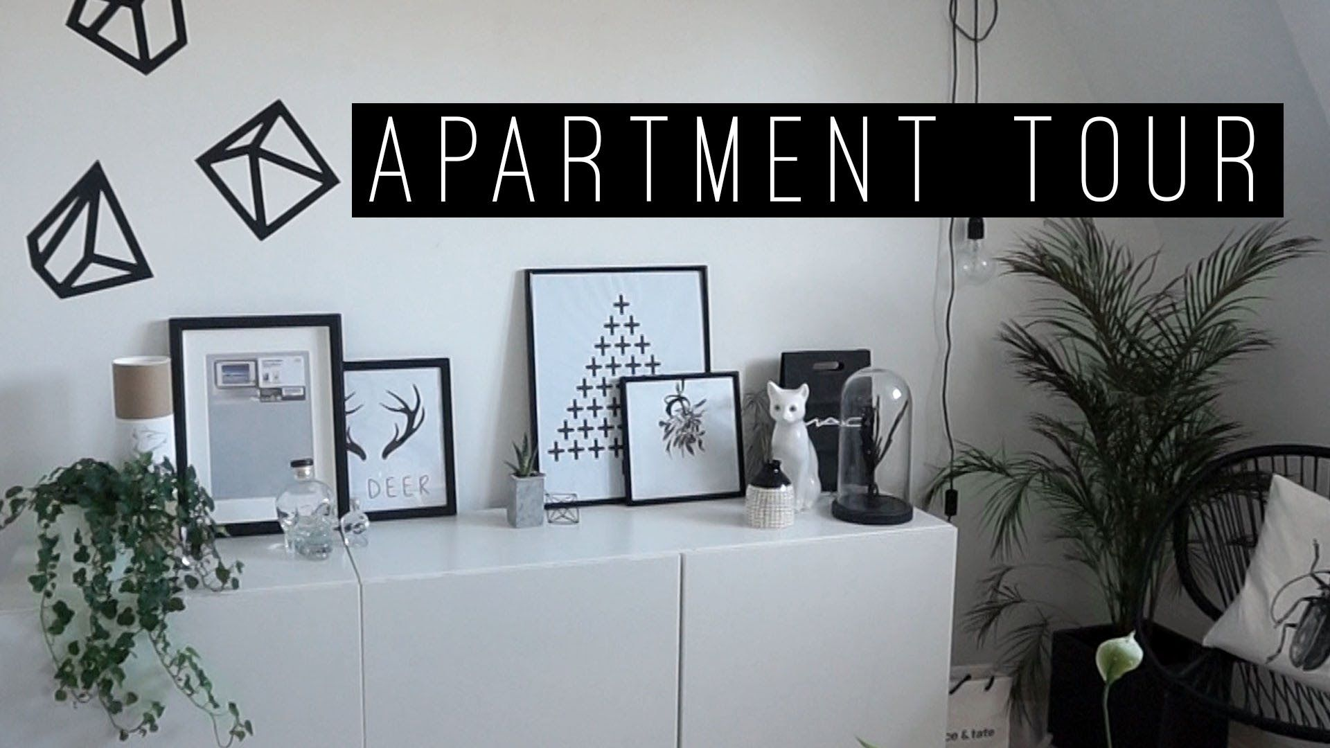 MY APARTMENT TOUR | crystallindy