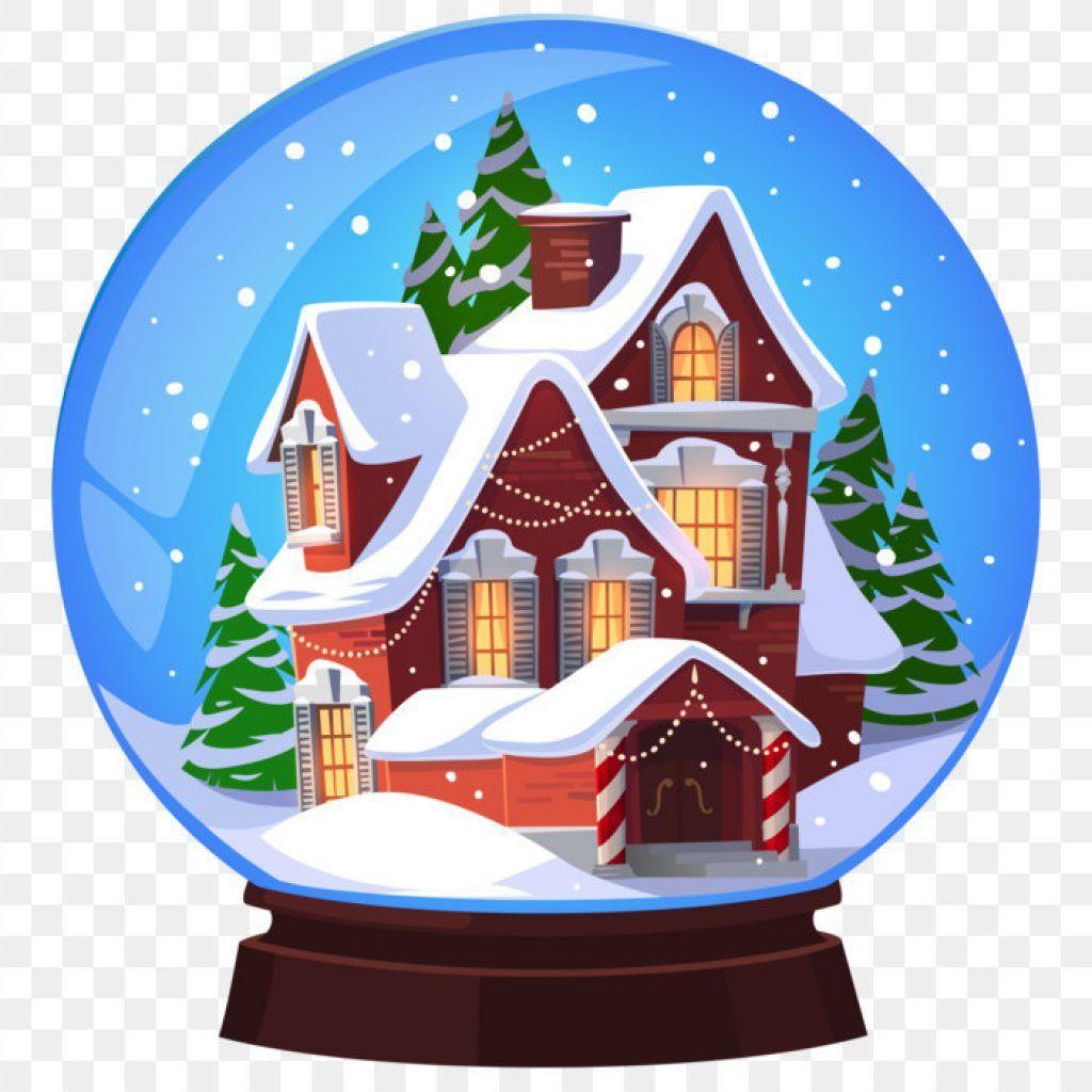 Snow Globe Clipart Christmas Art Christmas Snow Globes Snow Globes