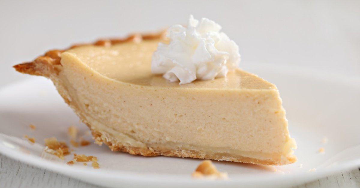 Buttermilk Pie Recipe Buttermilk Pie Desserts Savoury Cake