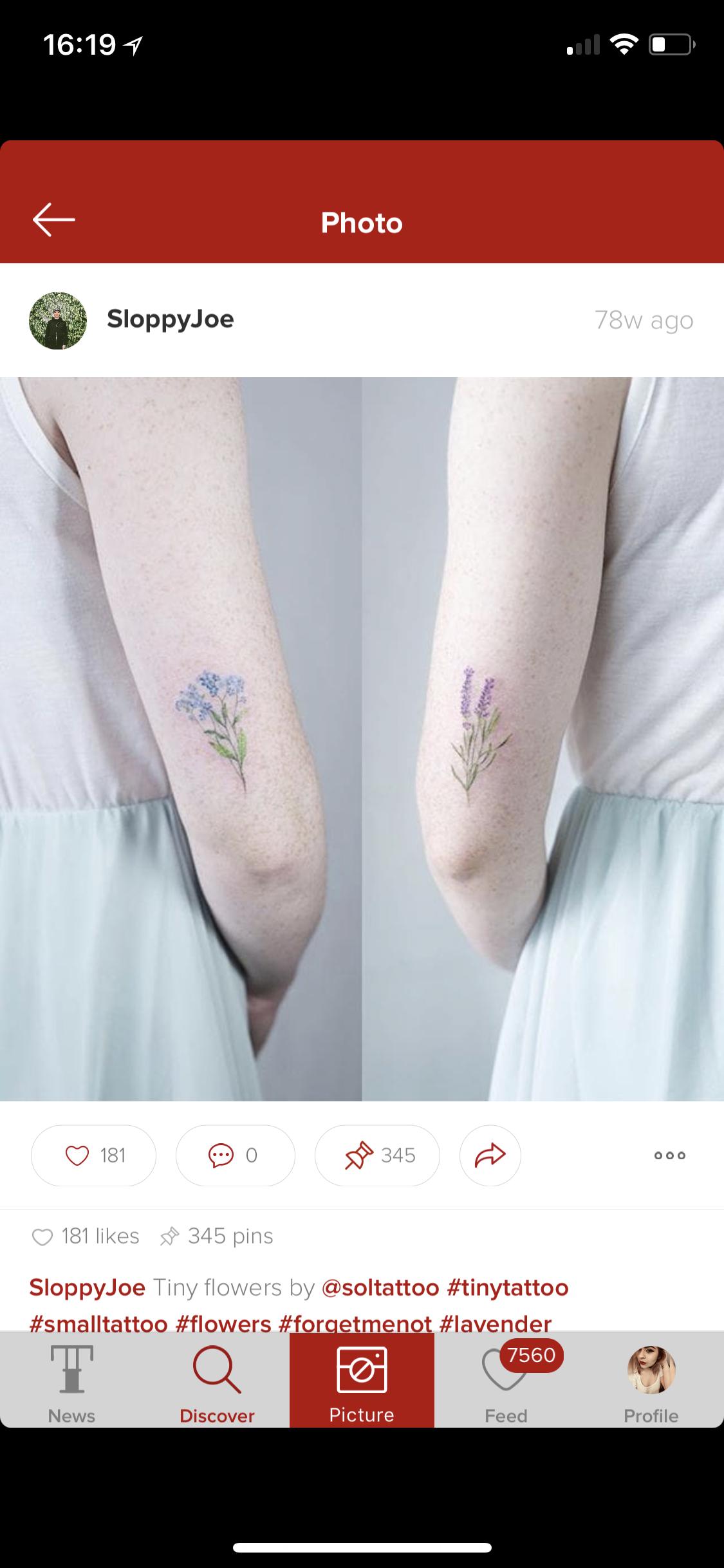 Small Tattoos By Fernanda Reséndiz On Tattoo Inspo ️