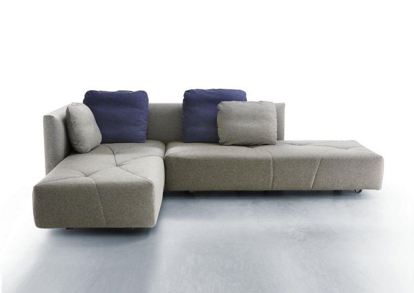 Un divano lettto rivoluzionario che cambia con un semplice movimento e si trasforma in un letto - Divano letto con due letti singoli ...