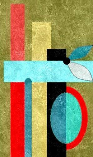 """Russian Dancer"" by Kristine Rae Hanning"