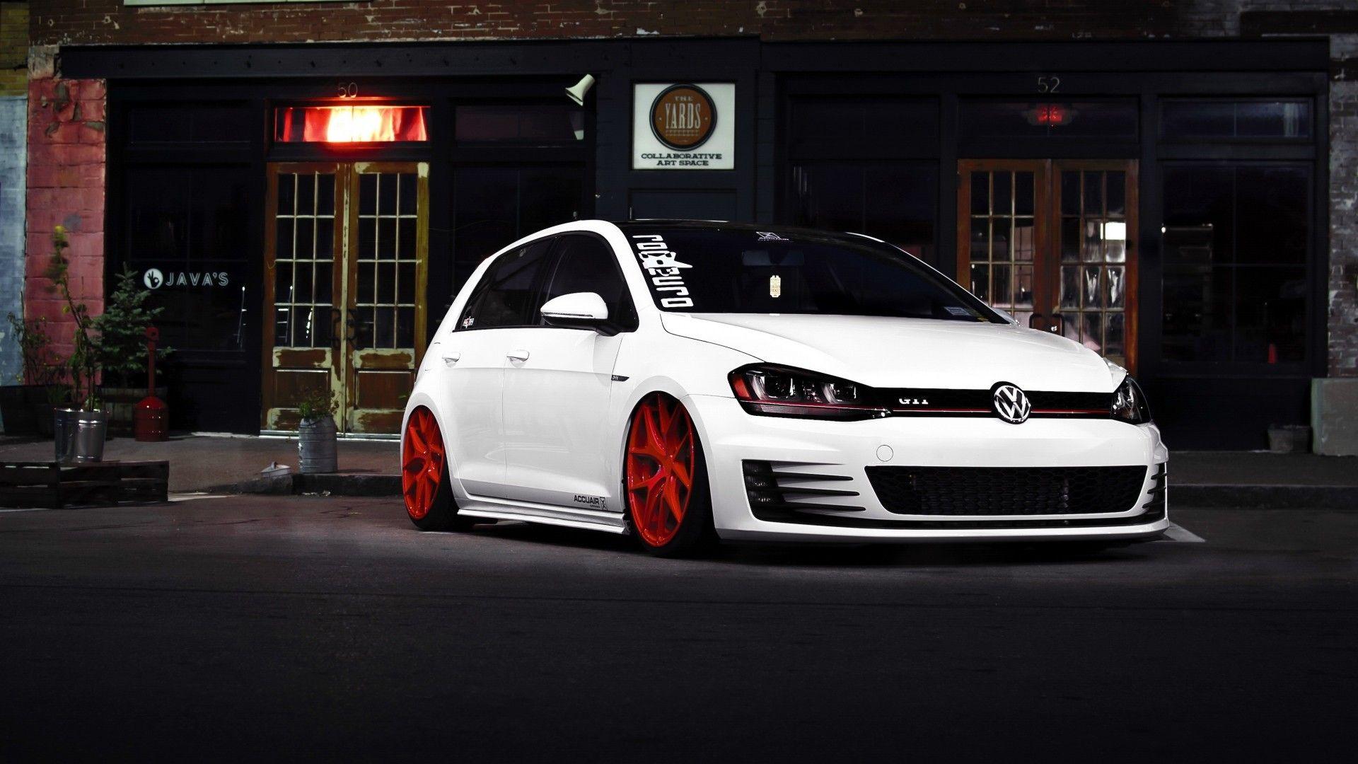 67 Mk7 Gti Wallpapers On Wallpaperplay In 2020 Volkswagen Golf Gti Volkswagen Golf Golf Gti