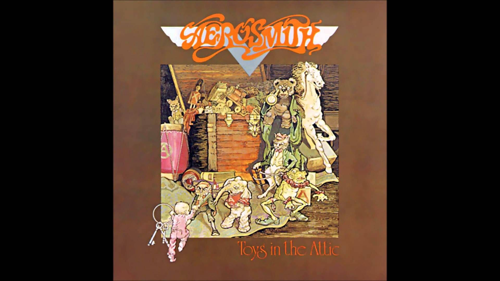 Aerosmith Toys In The Attic Full Album Hq 1975 1