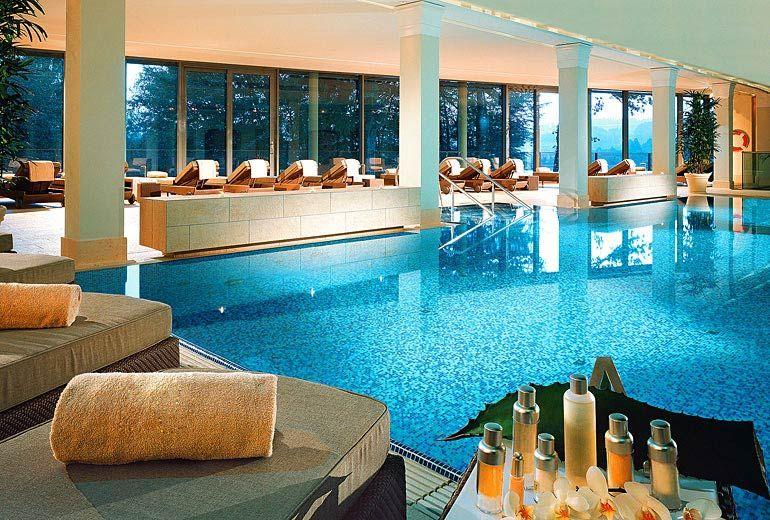 Schloss fuschl a luxury collection resort spa for Designer hotel salzburg