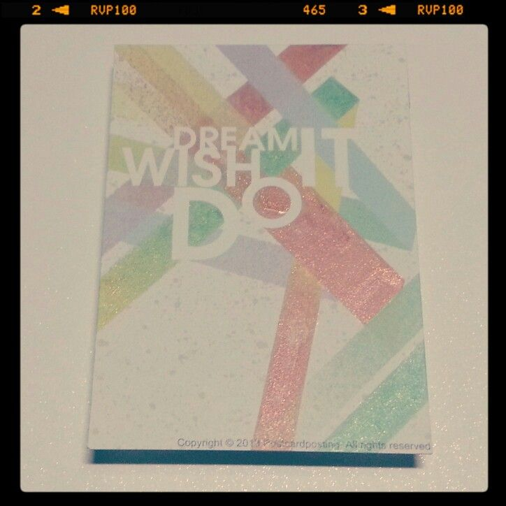 Theme: Dream