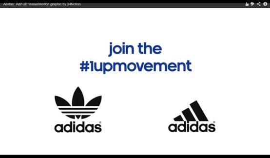 Adi1Up:  24Notion is tasked with creating a new entire marketing and promotional campaign for the next young generation leaders in the retailer space through gives back program.  #Adidas #24Notion