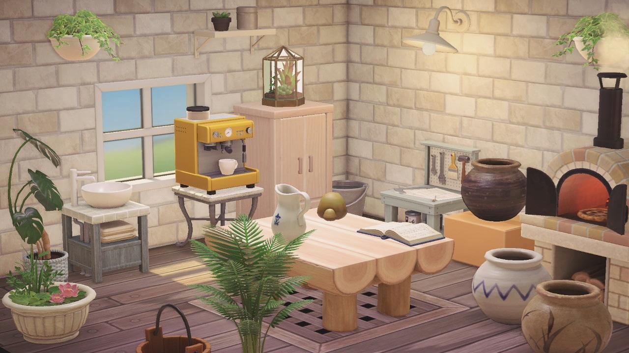 Kitchen Animal Crossing Home Decor Near Me Island Design