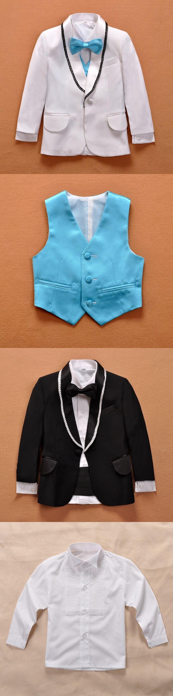 New Design for 2017 Boys Clothing Set Baby Boys Suits Kids Blazer ...