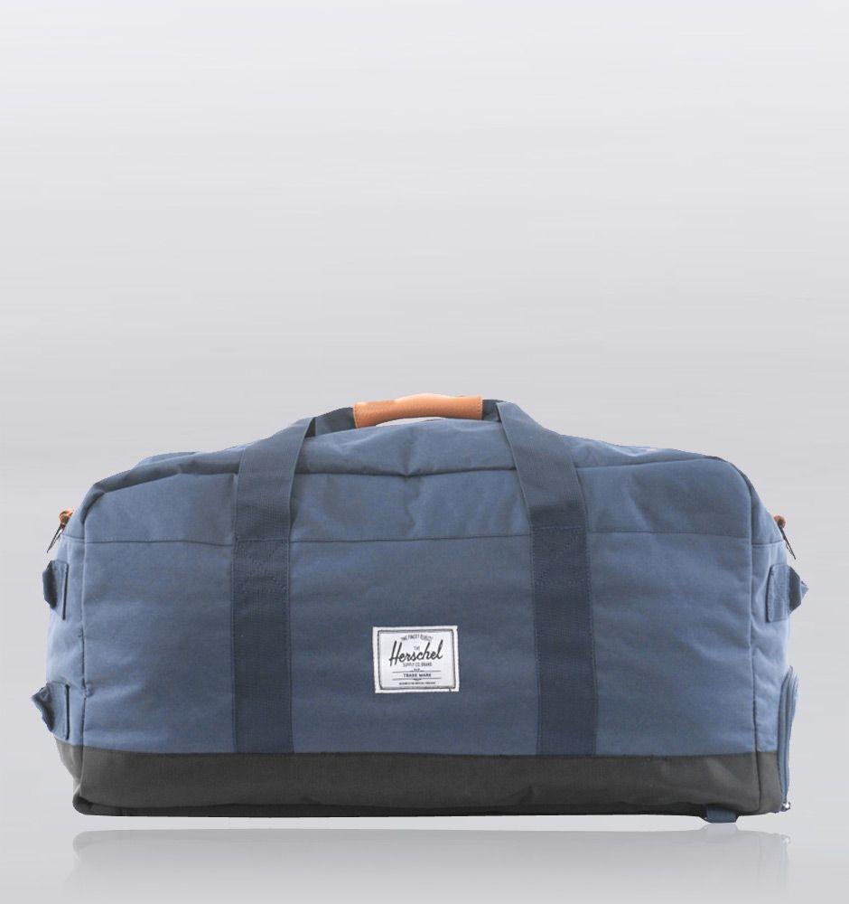 Rushfaster.com.au - Herschel Supply Co. Outfitter XL Convertible Travel Duffle - Navy
