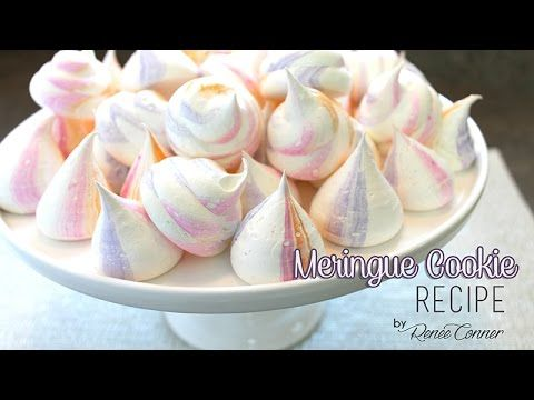 recipe: foolproof meringue cookie recipe [16]
