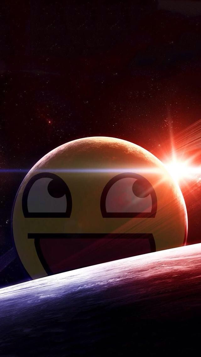 An Emoji Planet Epic Pictures Cute Smiley Face Live